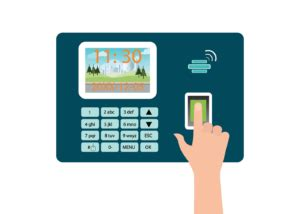 How Biometric Attendance System Works - SolutionDots